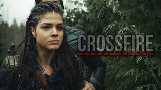 The 100 • ″I'm Caught in the Crossfire...″