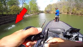 Catching BIG Bass on BIG Swimbaits!!!