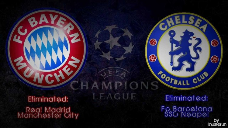 FC Bayern München vs FC Chelsea - Champions League Final ...