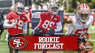 Live! Which 49ers Rookies Could Start In 2019?
