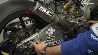 MotoGP™ Workshop: bike set-up and its fine margins
