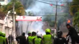 Disturbios en la Universidad del Tolima 3