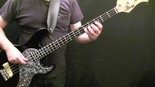 How To Play Bass Guitar To Master Blaster Part 2 - Stevie Wonder - Nathan Watts