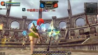 Dragon Nest 95CAP PVP Flurry V.S. Sniper