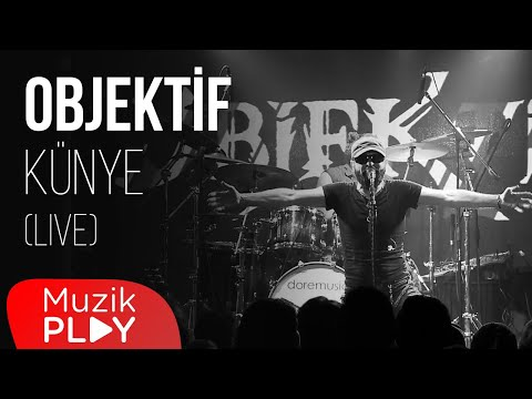 Objektif – Künye (Live) [Official Video]
