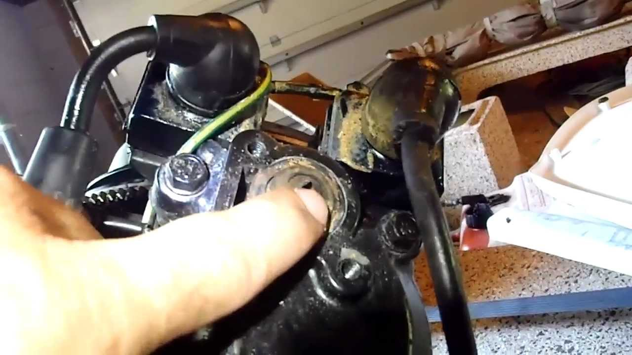 1979 mercury 150 hp outboard wiring diagram 2012 ford focus engine 15 thermostat installation - youtube