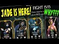 Assassin Jade Challenge IS HERE EARLY! And She is AMAZING!!! Jade Challenge Review in MKX Mobile.