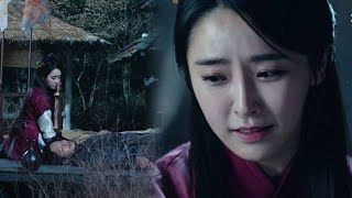 《BEST》 Six Flying Dragons 육룡이 나르샤  정유미, 변요한에 아픔 고백 하며 '눈물' EP24 20151222