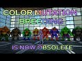 Ark Survival Evolved: Color Mutation Breeding is now obsolete! Warpaint