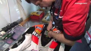 Alpinestars MotoGP Protective Gear explained