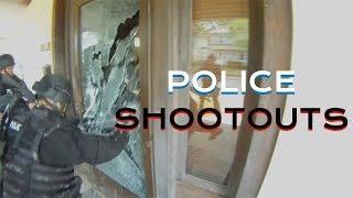 Police Shooting # 2   Shootout Edition