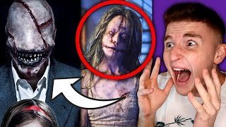 The SCARIEST SHORT FILMS You Will EVER SEE ON #3! (TERRIFYING)