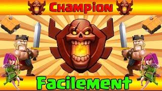 Comment Devenir Champion très facilement - Clash of Clans 2015