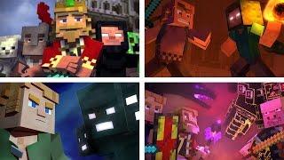 Fallen Kingdom: The Complete Minecraft Music Series