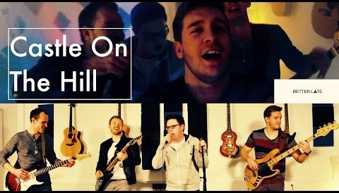 Download Music Castle On The Hill - Ed Sheeran (Better Late cover)
