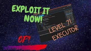 💯💯 *NEW* 2019 - April and May Update Working Roblox Exploit ✅✅| Level 7 Executor Free And More !?!