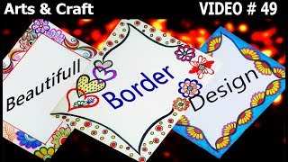 Beautiful Project Design Video 49 Arts Crafts Free Download