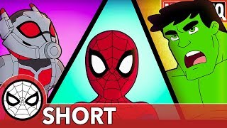 Spidey, Ant-Man & Hulk Rock Out! | Marvel Super Hero Adventures - Rock and Roll | SHORT