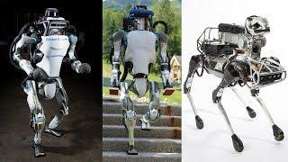 9 Advanced Robots From Boston Dynamics Will Change The Jobs Of Humans    Boston Dynamics Robot