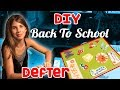 Maya 'nın Back To School Okul Defteri - DIY | Bizim Aile Eğlenceli Çocuk ları