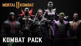 Mortal Kombat 11 Kombat Pack – Official Roster Reveal Trailer
