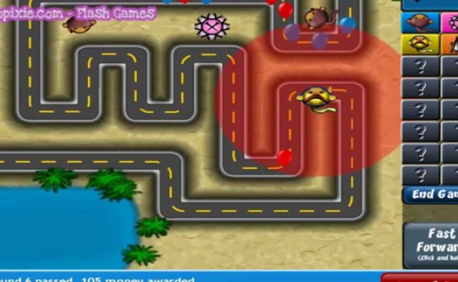Black And Gold Games Bloons Tower Defense 5 Cool Math