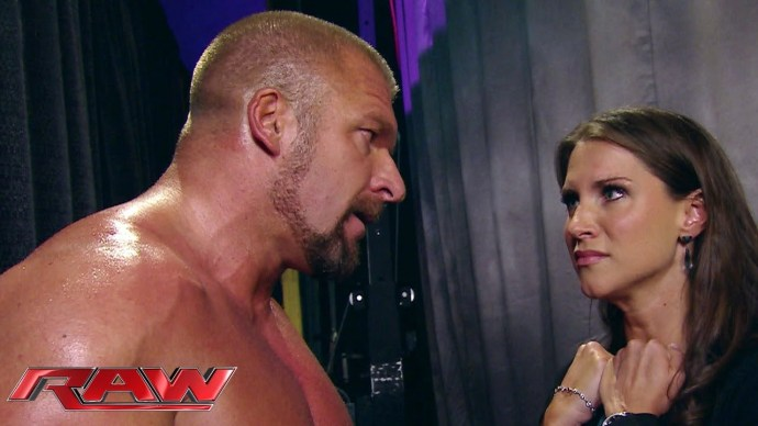 Image result for triple h and stephanie mcmahon wedding photos