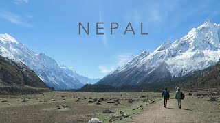 NEPAL Travel Vlog   angelineetan