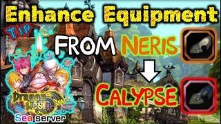 [Tips] How to Enhance Equipment?! (Neris to Calypse) - SpeedColie -【Dragon Nest SEA】