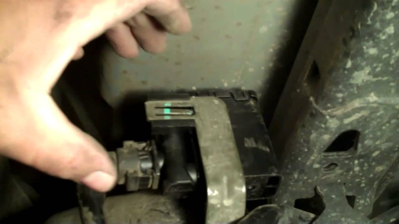 Wiring For Blinkers 2002 Gmc Envoy How To Change The Evap Emisi Sensor Code