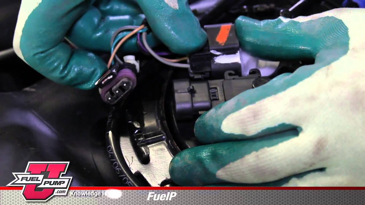 Cobalt Wiring Diagram How To Install Fuel Pump E3717m Or E3718m In 2005 2007