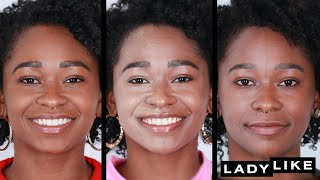 We Tried 6 Foundations With The Same Color Name• Ladylike