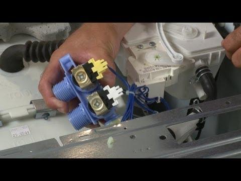 Ge Refrigerator Water Solenoid Wiring Diagram Washer Water Inlet Valve Replacement Whirlpool Washing