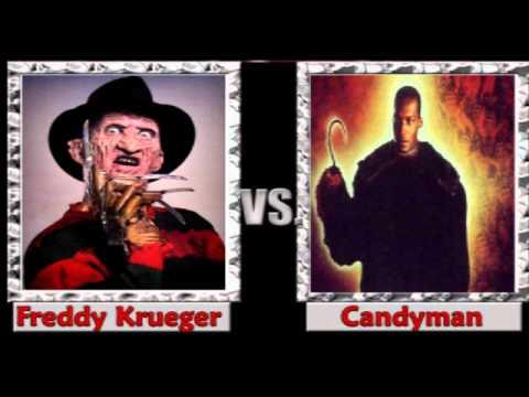 The War Club Freddy Krueger Vs Candyman YouTube