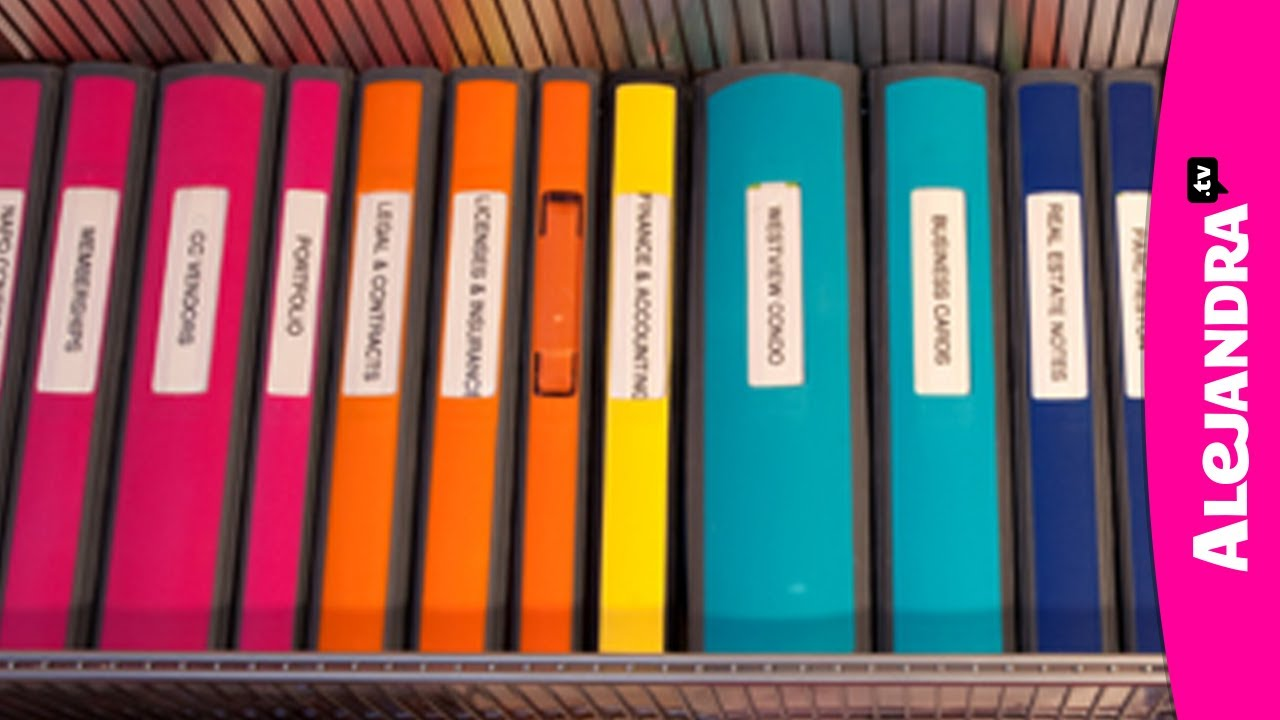 Binder Organization  Best Binders  Dividers to Use for