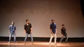 CHAL MAAR Dance by TCA IIT KGP
