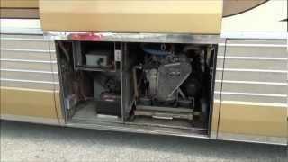 :: SOLD:: MCI Bus 96A3 Custom Coach Conversion Detroit Diesel Pusher