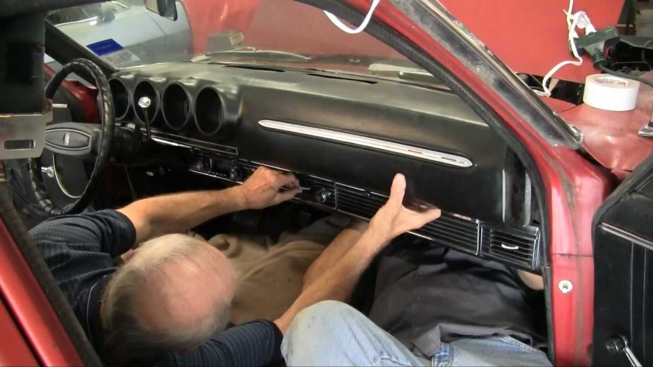 1967 Chevy Corvette Wiring Diagram Episode 71 Part 1 Vintage Air Universal Air Conditioning