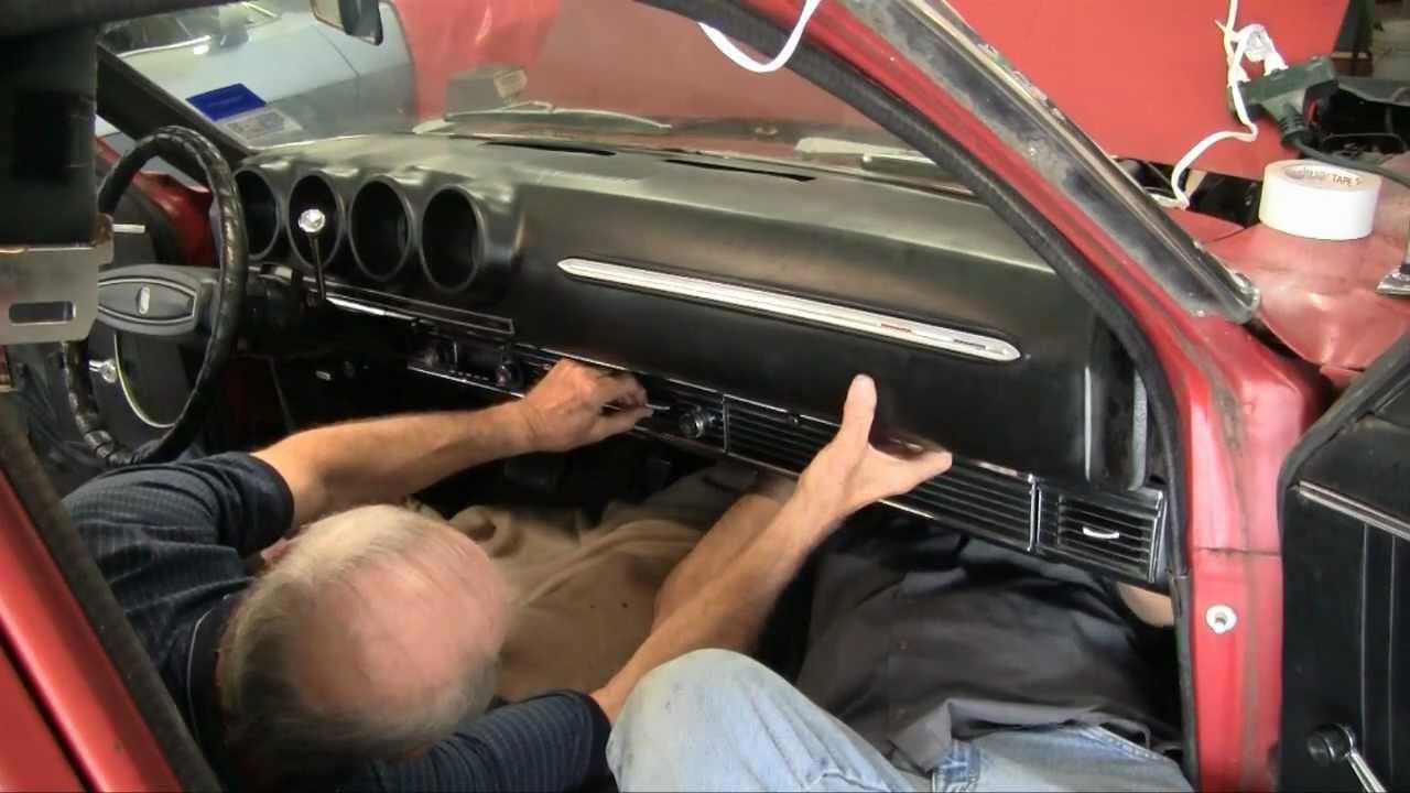car air conditioning parts diagram overhead bridge crane episode 71 part 1 vintage universal kit, autorestomod - youtube