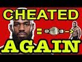 🔴 JON JONES TESTED POSITIVE FOR STEROIDS AGAIN!!! STRIPPED OF UFC 214 TITLE!!