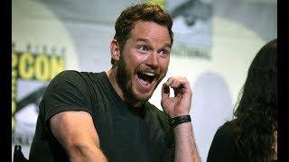 Chris Pratt funny moments 2018