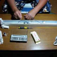 12v Solar Panel Wiring Diagram 99 Civic Si Converting A Fluorescent Light To Dc! (solar System) - Youtube