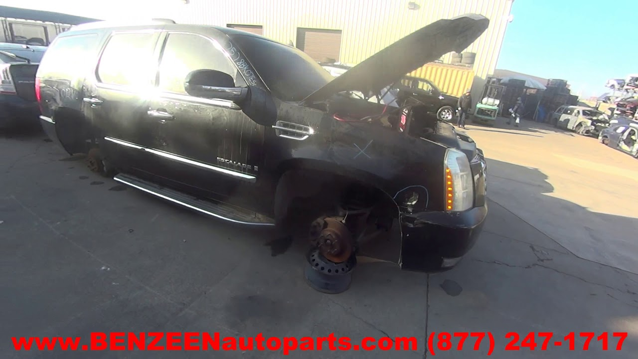 hight resolution of 2007 cadillac escalade