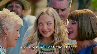 Mamma Mia! Here We Go Again - Dancing Queen (Lyrics) 1080pHD