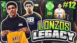 LONZOS LEGACY #12 - SO MANY CHANGES!! NBA 2K18 MYTEAM!