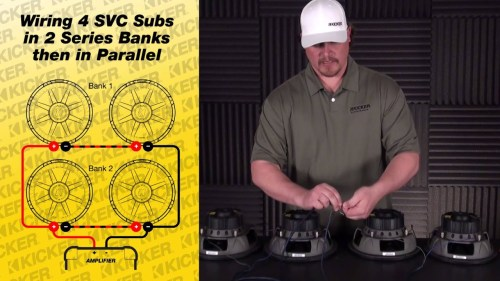 small resolution of subwoofer wiring four 4 ohm svc subs in series parallel parallel speaker wiring diagram series parallel speaker wiring diagram