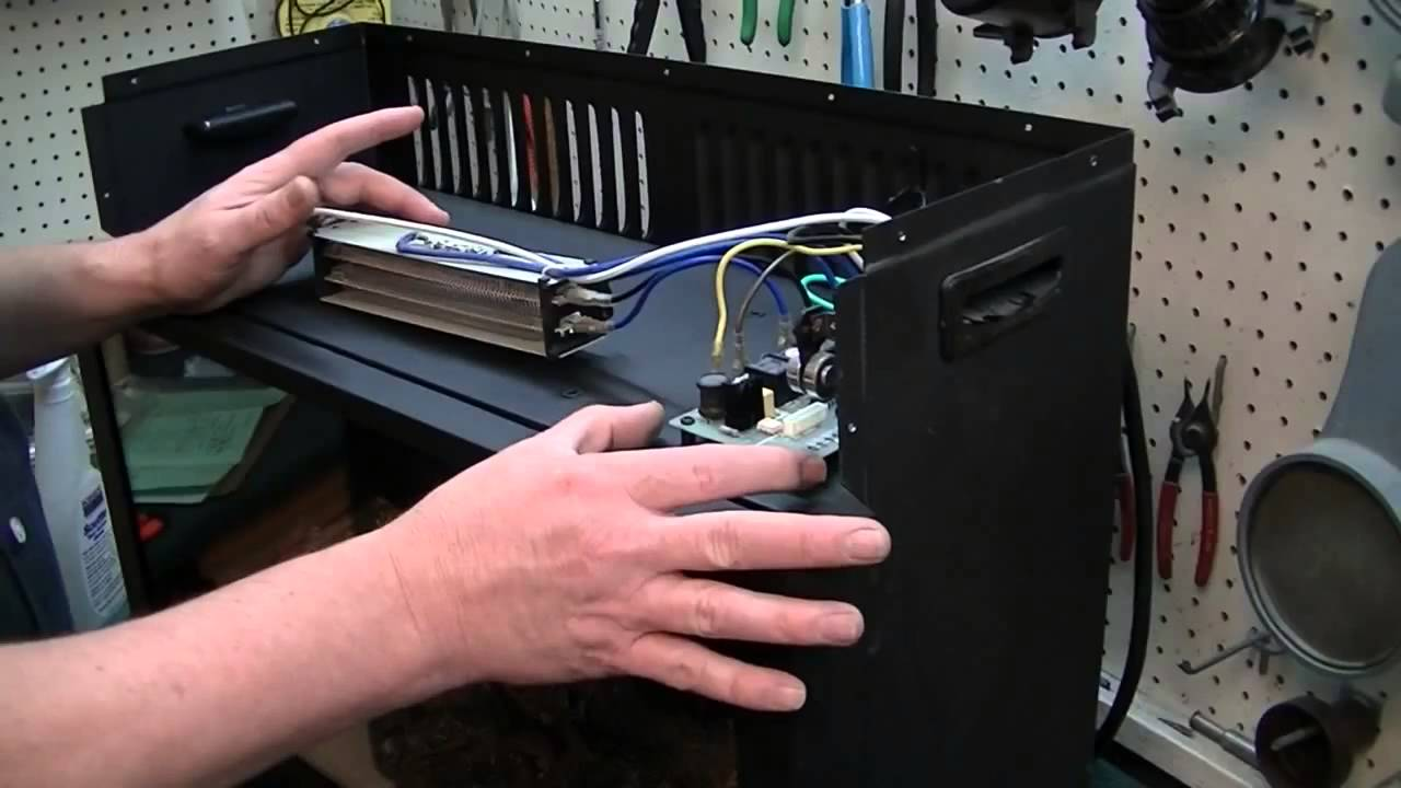 Ao Smith Blower Motor Wiring Diagram How To Repair Your Heat Surge Fireplace Youtube
