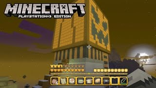 Minecraft: Halloween 2015 Mash-up Pack - EPIC SPOOKY RIDE!!! | KID GAMING