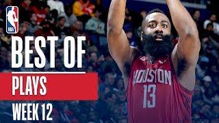 NBA's Best Plays | Week 12