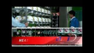 Pabrik Helm PT. Danapersadaraya Motor Industry